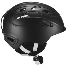 Alpina Snowmythos - Casco de bicicleta - negro